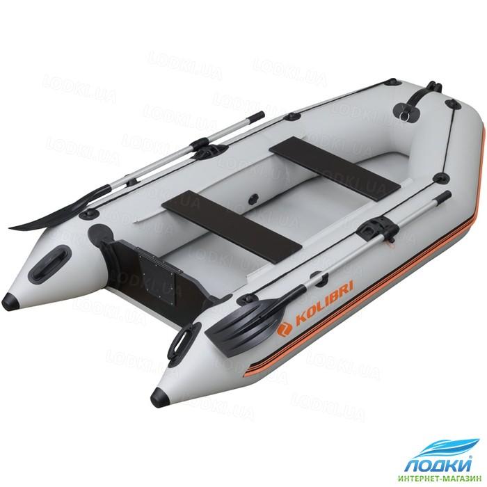 куплю надувную лодку колибри 280