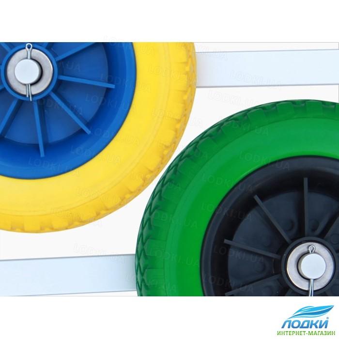 надувные транцевые колеса