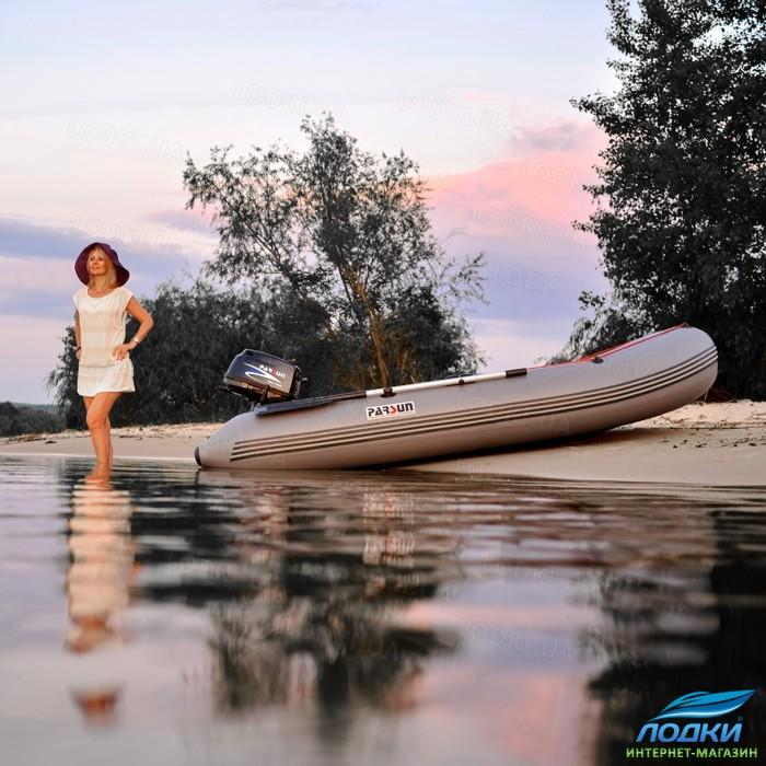 купить лодку парсун