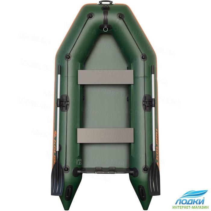 лодка поливинилхлоридный  колибри 3 метра от мотором 2.5 видео