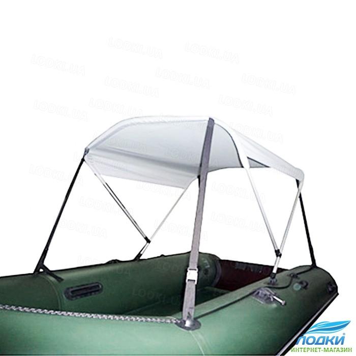 лодка колибри монтаж палатки