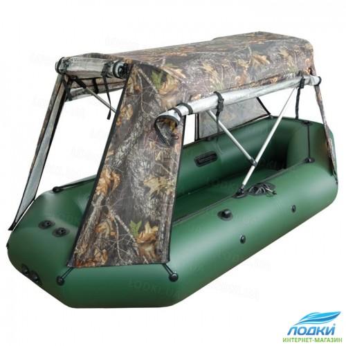 купить тент палатку для лодки пвх