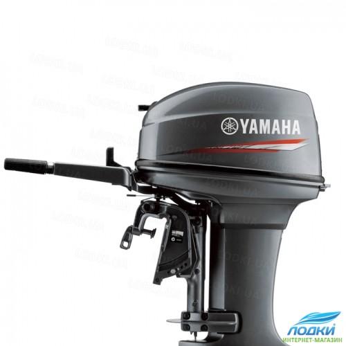 лодочный мотор yamaha e40xws цена