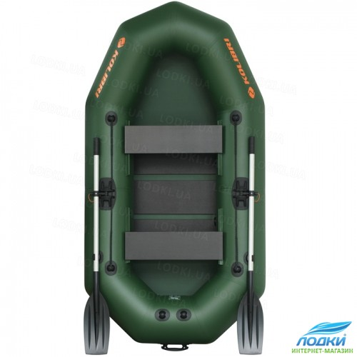 Надувная лодка Kolibri K-250T гребная
