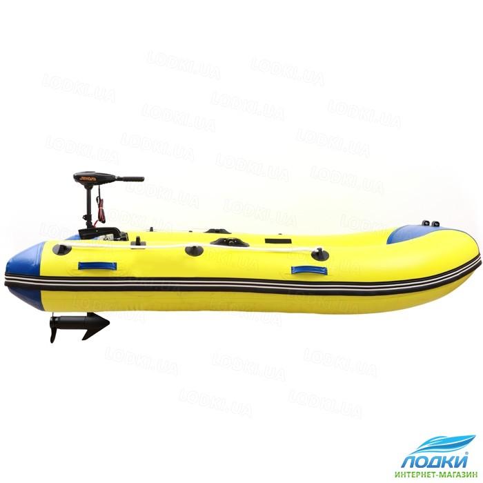 оптимальная лодка под электромотор