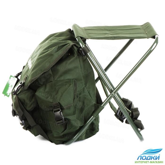 Стул с рюкзаком для рыбалки купить chanel винтаж рюкзак