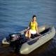 Надувная лодка Parsun 300 моторная - 3