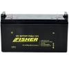 Гелевый аккумулятор 90Ah Fisher 12B - 1