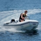 Надувная лодка Brig Falcon Tenders F360 моторная RIB - 2