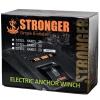 Якорная лебедка Stronger SH 35 Steel Hands для скрытой установки - 12