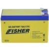 Аккумулятор для эхолота 7 Ah AMG Fisher 12v - 3
