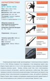 Электромотор лодочный Haswing Osapian (E) 30Lbs 50701 - 1