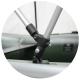 Тент для надувной лодки Bark B-250, B-260, B-280 - 6