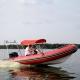 Надувная лодка STORM RIB AMIGO 510V моторная - 5