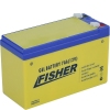 Аккумулятор для эхолота 7 Ah AMG Fisher 12v - 2