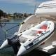 Надувная лодка Brig Falcon Tenders F360 моторная RIB - 7