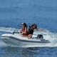 Надувная лодка Brig Falcon Tenders F360 моторная RIB - 6