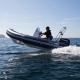 Надувная лодка Brig Falcon Riders F450DELUXE моторная RIB - 3