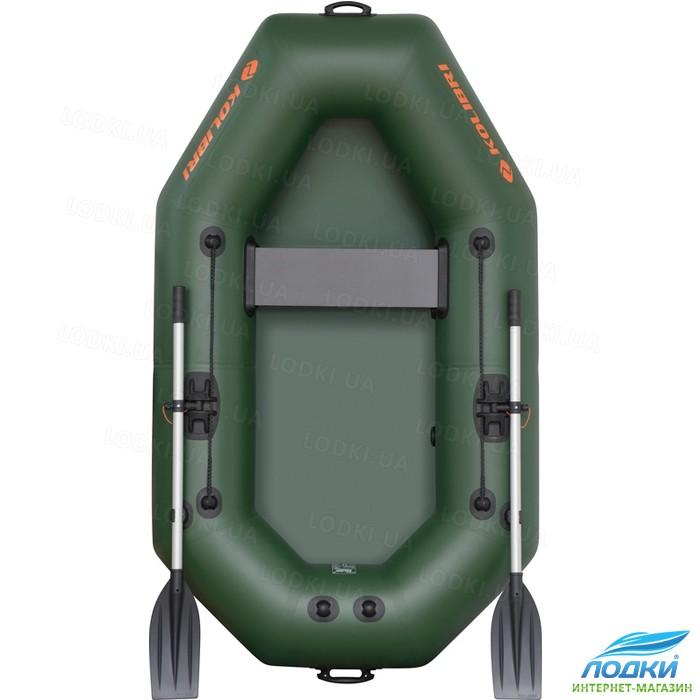 лодка колибри 210 пвх