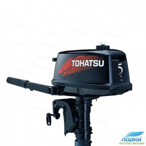 Лодочный мотор Tohatsu M5 BDS