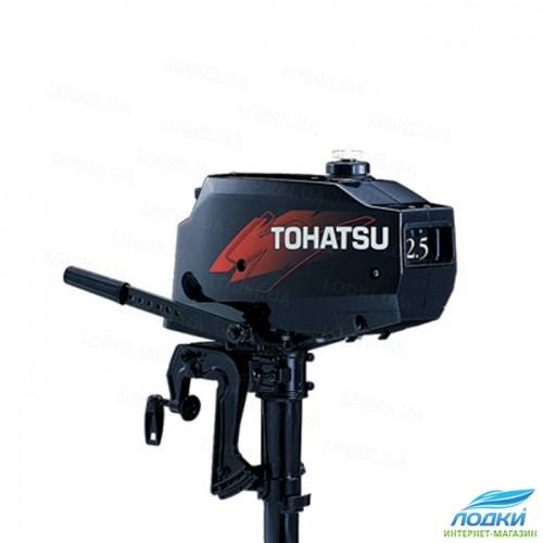 Лодочный мотор Tohatsu M2,5A2 S