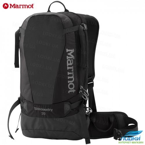 Рюкзак Marmot Sidecountry 20 black01