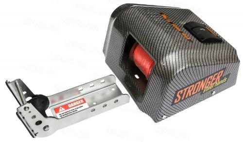 Якорная лебедка Stronger STEEL HANDS 35 Pro бесшумный сброс
