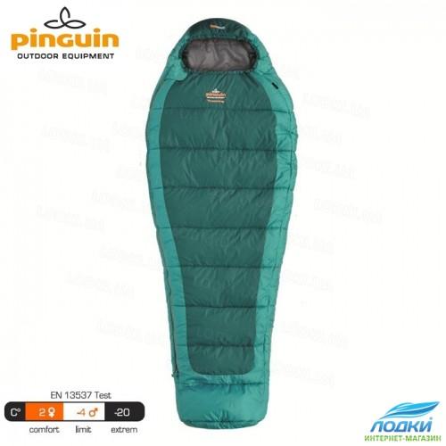 Спальный мешок Pinguin Trekking