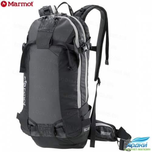 Рюкзак Marmot Sidecountry 20 Black