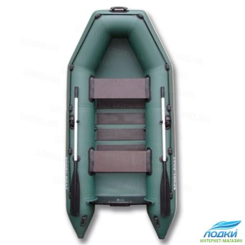 Моторная лодка Sport Boat N270LS надувная