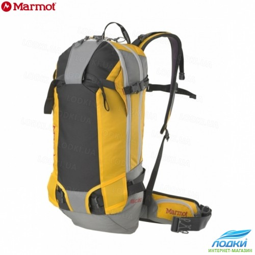 Рюкзак Marmot Sidecountry 20 spectra yellowslate grey