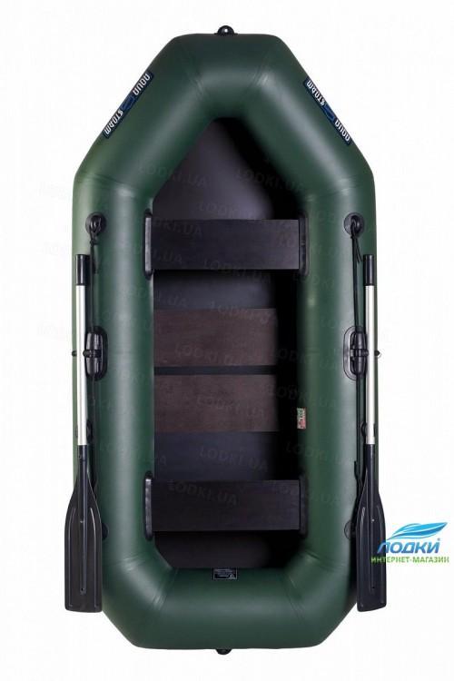 Надувная лодка STORM STO-249 гребная