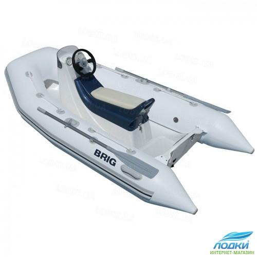 Надувная лодка Brig Falcon Tenders F300SPORT моторная RIB