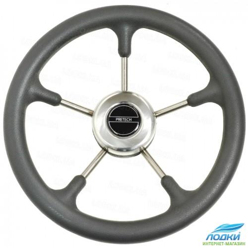Рулевое колесо Pretech GS нержавейка