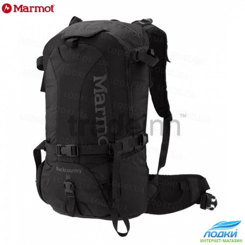 Рюкзак Marmot Backcountry 30 black