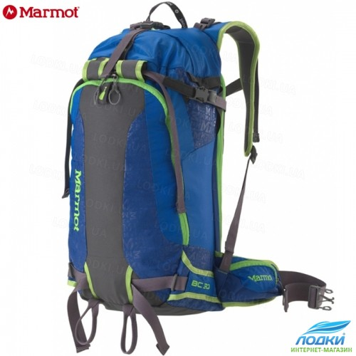 Рюкзак Marmot Backcountry 30 Blue Ocean-Surf