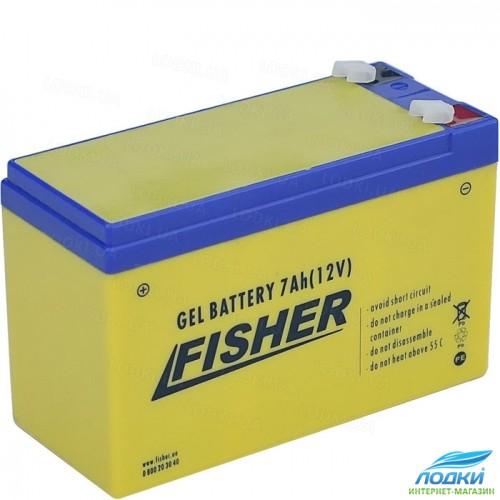 Аккумулятор для эхолота 7 Ah AMG Fisher 12v