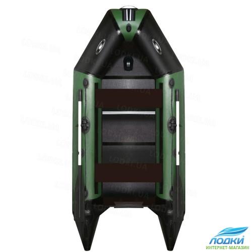 Килевая моторная лодка AquaStar D-249 надувная