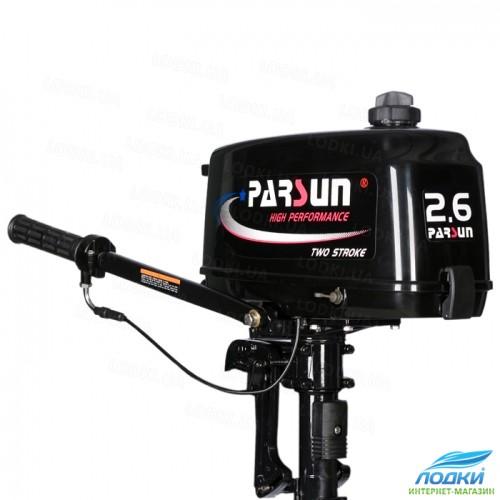 Лодочный мотор PARSUN T2.6C BMS двухтактный