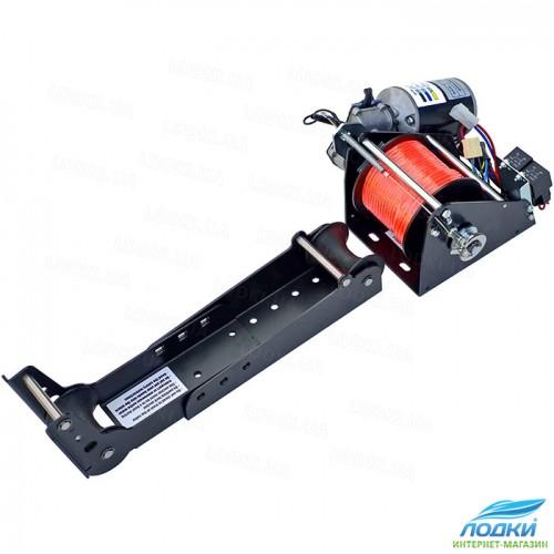 Якорная лебедка Stronger SH 35 Steel Hands для скрытой установки
