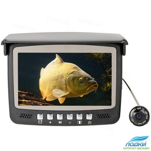Подводная камера для рыбалки Fisher 7HBS кабель 30м