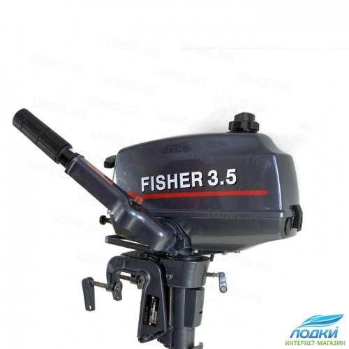 Лодочный мотор Fisher T3.5BMS двухтактный