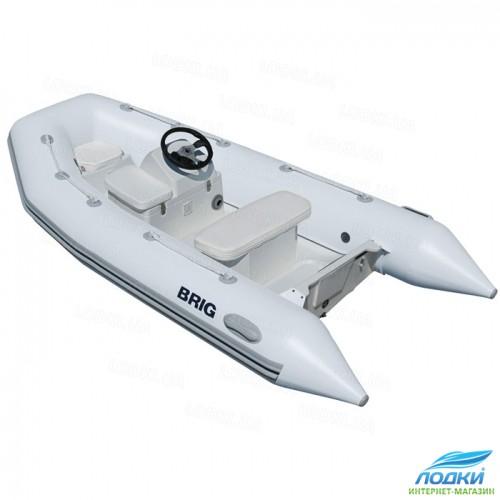 Надувная лодка Brig Falcon Tenders F330DELUXE моторная RIB