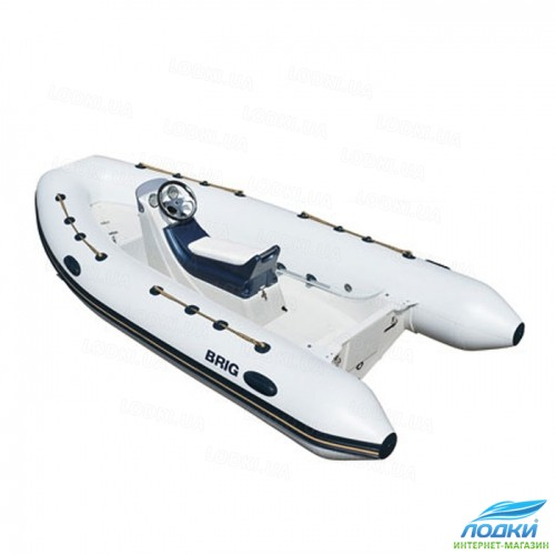 Надувная лодка Brig Falcon Riders F400SPORT моторная RIB