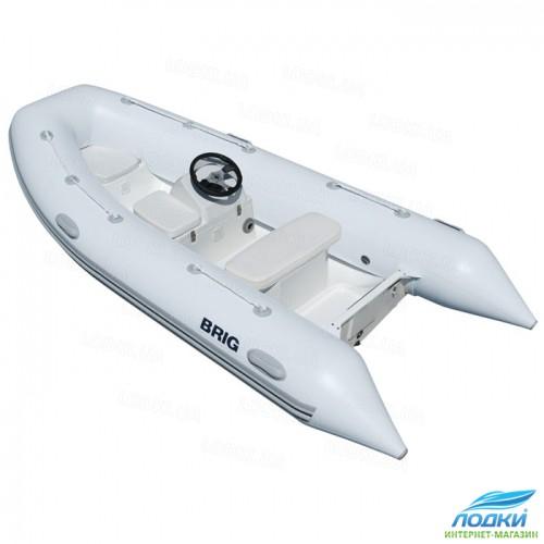 Надувная лодка Brig Falcon Tenders F360DELUXE моторная RIB