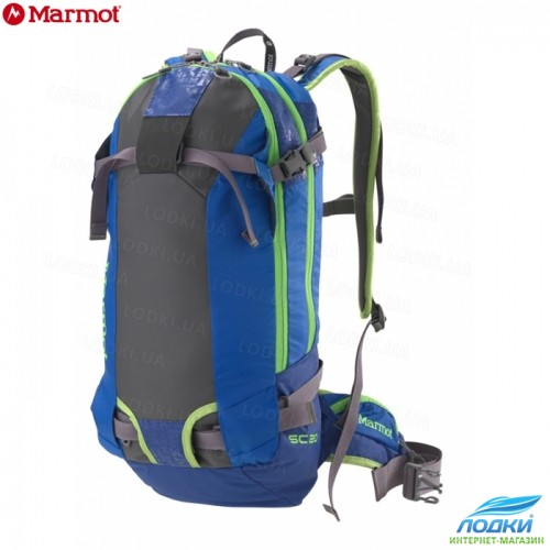 Рюкзак Marmot Sidecountry 20 Blue Ocean-Surf