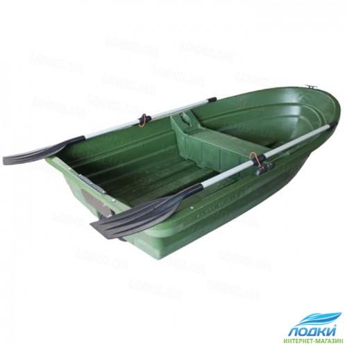 Пластиковая лодка КОЛИБРИ RКМ-250