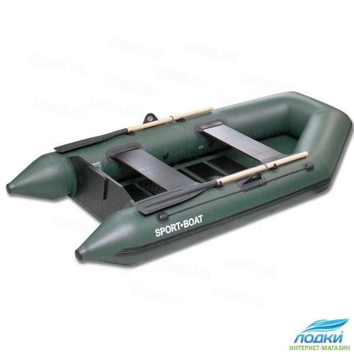 Моторная лодка Sport Boat DM260S надувная
