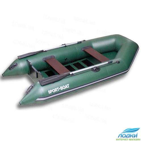 Моторная лодка Sport Boat DM340LS надувная